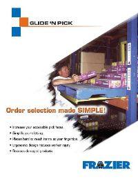 Glide N' Pick Cart Brochure