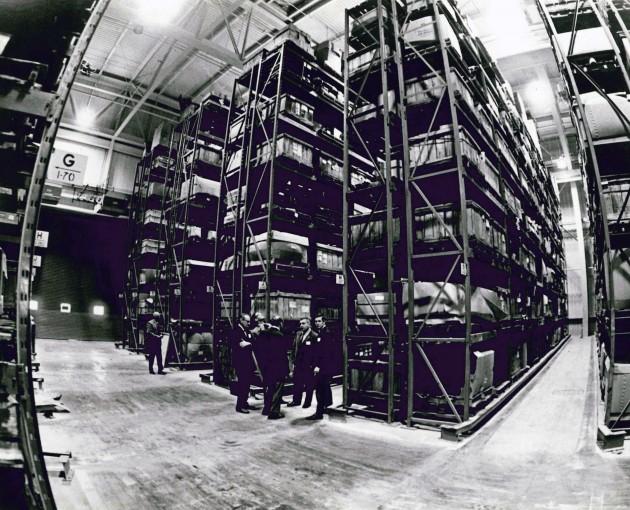 Selective Storage Racks